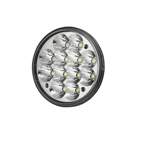 Круглая светодиодная LED фара рабочего света 36W (5036)