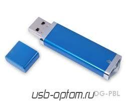 16GB USB-флэш накопитель Apexto U206A, Синий