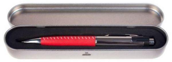 8GB USB-флэш накопитель Apexto U502Z ручка в красной оплетке