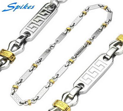 Массивная цепь Spikes SSNQ-212599