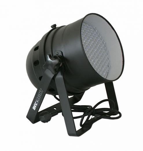 INVOLIGHT LEDPar64/BK Светодиодный RGB прожектор