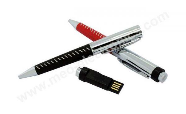16GB USB-флэш накопитель Apexto U502Z ручка в черной оплетке