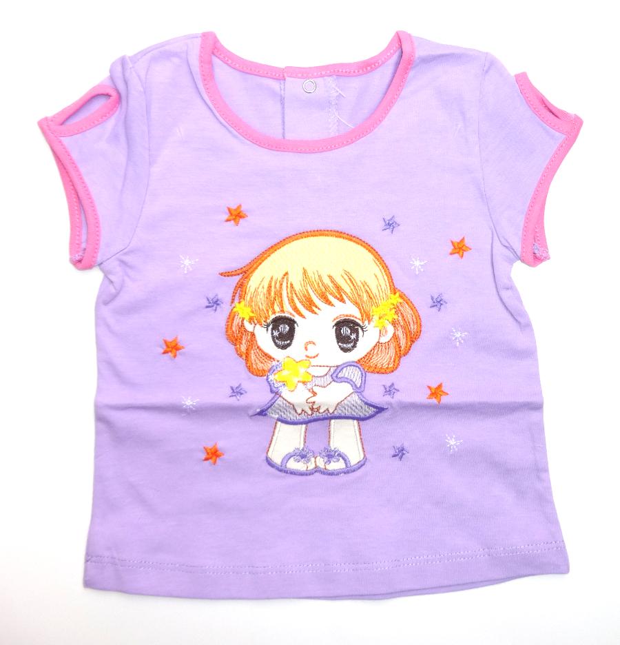 Блуза для девочки Девочка