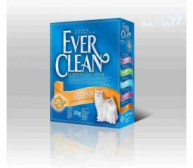 EVER CLEAN LESS TRACK БЕЗ АРОМАТИЗАТОРА ДЛЯ ДЛИННОШЕРСТНЫХ КОШЕК 10 КГ