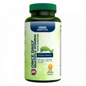 Betancourt Nutrition Essentials Once Daily Multiple Vitamin (60 табл.)