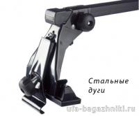 Багажник на крышу ВАЗ 2110 Атлант (Россия)