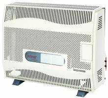 Конвектор газовый HOSSEVEN HHS-9V Fan / 9 кВт с вентилятором