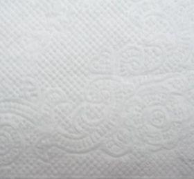 Пиросалфетка (1 штука) белая (23см х 25см)