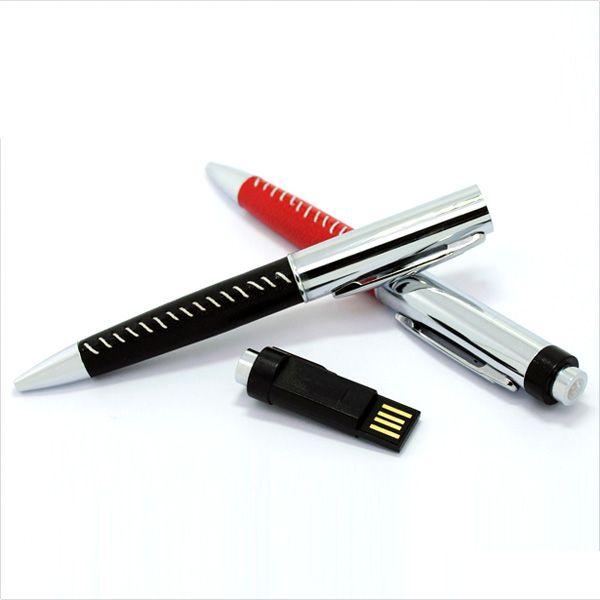 64GB USB-флэш накопитель Apexto U502Z ручка в красной оплетке