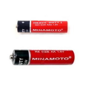 Батарейка Minamoto (АА и AAA)