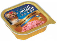 Зоогурман Smolly Dog - Телятина в желе для собак мелких пород (100 г)