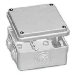 Распаячная коробка 100х100 гл.50 открытой установки IP55 (Арт. IMT35091)