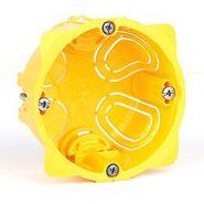 Монтажная коробка Legrand Batibox 1п гл.50мм для сухих перегородок (Арт. 80051)