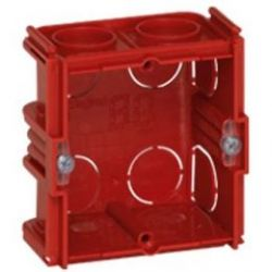 Монтажная коробка Legrand Batibox 1п гл.50мм для кирпичных стен (Арт. 80151)