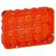 Монтажная коробка Legrand Batibox 2х6/8м.гл.50мм универсальная (Арт. 80126)