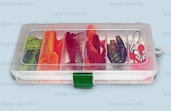 Коробка рыболова Fisherbox 216х121х34 мм
