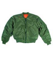 куртка бомбер US MA1® FLIEGERJACKE TEESAR® OLIV