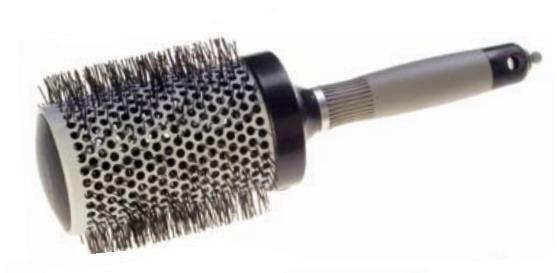 Брашинг Keller Ø 65мм для волос