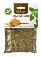 Деревенские лакомства «Кошачья мята» лакомство для кошек 15г