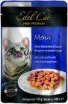 EDEL CAT нежные кусочки лосося и форели в соусе