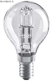Лампа галогенная Шар G45 42W E14