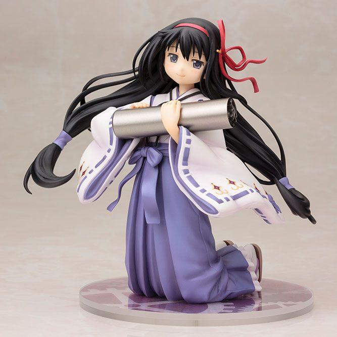 Фигурка Homura Akemi Shrine Maiden Costume