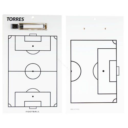 Тактическая доска для футбола TORRES
