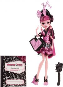 Кукла Дракулаура (Draculaura), серия Школьный обмен, MONSTER HIGH