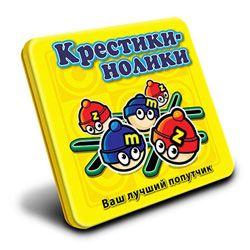 """Настольная игра """"Крестики-Нолики"""" (на магнитах)"""