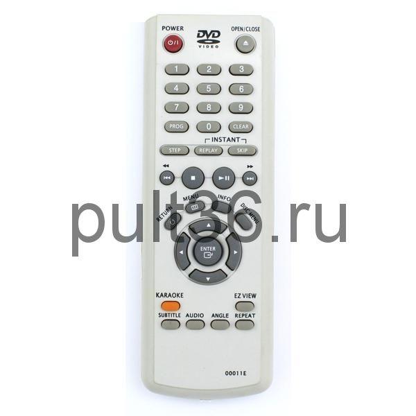 Пульт Samsung 00011E