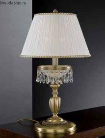 Настольная лампа RECCAGNI ANGELO Р 6400 G