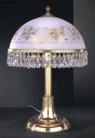 Настольная лампа RECCAGNI ANGELO Р 6100 G