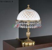 Настольная лампа RECCAGNI ANGELO Р 7000 М