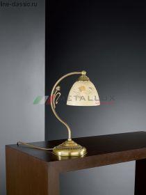 Настольная лампа RECCAGNI ANGELO Р 6258 Р