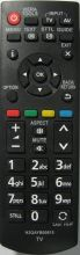 Пульт Panasonic N2QAYB000815