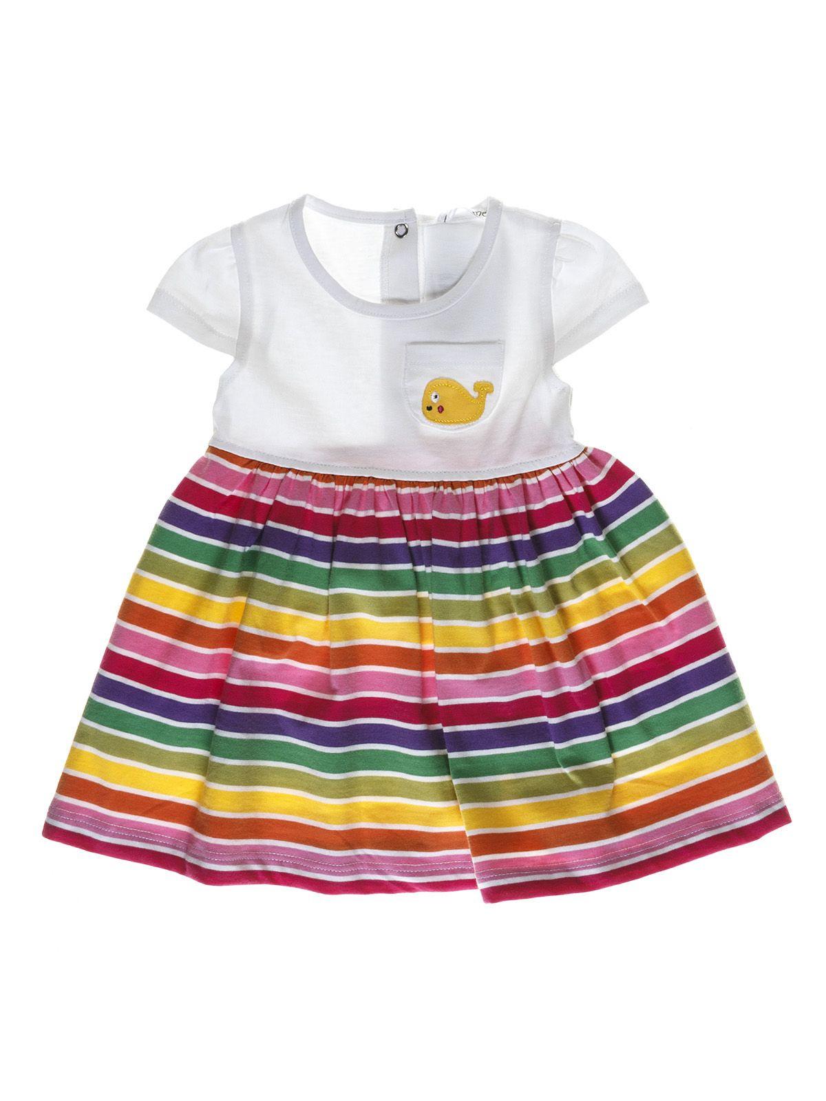 e0fc1d2a37a Платье в полоску купить из Турции платье для девочки в интернет ...