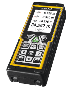 STABILA LD 520 Set - лазерный дальномер