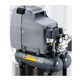Малошумный безмасляный поршневой компрессор Schneider SilentMaster 110-8-6 W oilfree