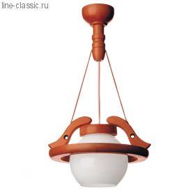 Светильник ZAKLAD 39 дуб