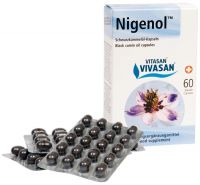 Нигенол черный тмин капсулы