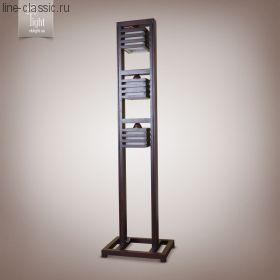 Торшер N&B light 18630 венге.глянец.