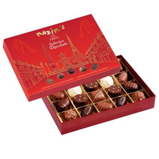 Конфеты шоколадные Maxim`s Ассорти Париж - 200 г (Франция)
