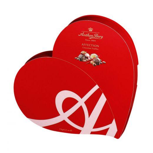 Конфеты шоколадные Трюфели Anthon Berg ассорти Влечение - 176 г (Дания)