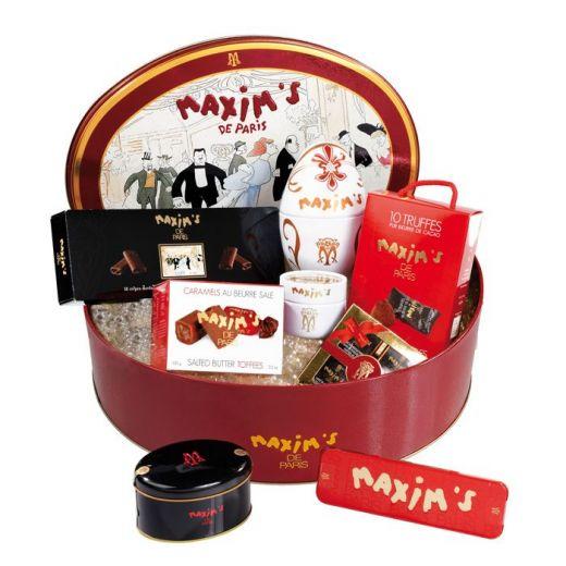 Набор подарочный Maxim`s Belle Epoque - 545 г (Франция)
