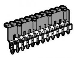 Клеммный блок Legrand Hypo 12х4мм2 (Арт. 34263)