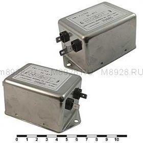 Фильтр сетевого напряжения DL-8T1 8A 250V