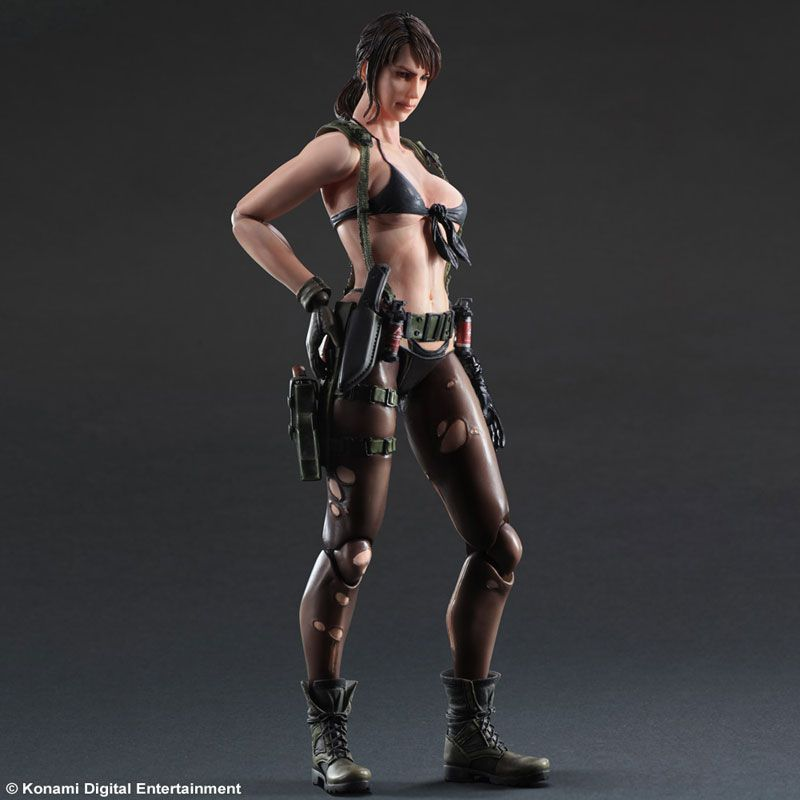 Фигурка Metal Gear Solid V: Quiet