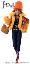 коллекционная кукла J-Doll Великолепная Миля Чикаго (США) - J-Doll Magnificent mile