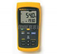 Термометр лабораторный промышленный Fluke 52 II - купить в интернет-магазине www.toolb.ru цена обзор