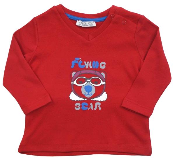 Кофта для мальчика Flying bear